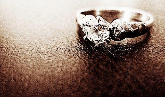 What to do your wedding ring after a divorce, not to spoil your personal life
