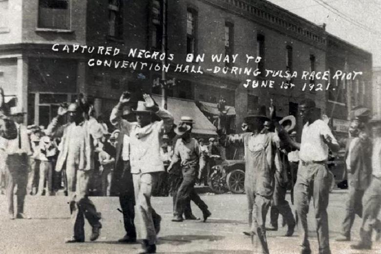 100 Years Ago: The Tulsa Massacre that killed 300 black residents