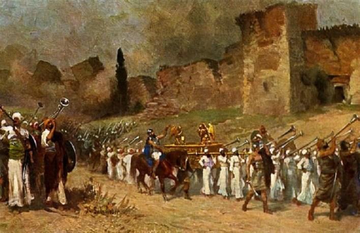 Joshua's Conquest of Jericho