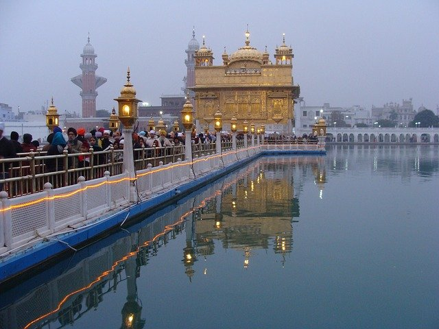 Why the Golden Temple is called Temple and why was it built?