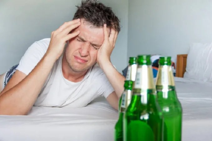Five reasons not to exercise if you have a hangover