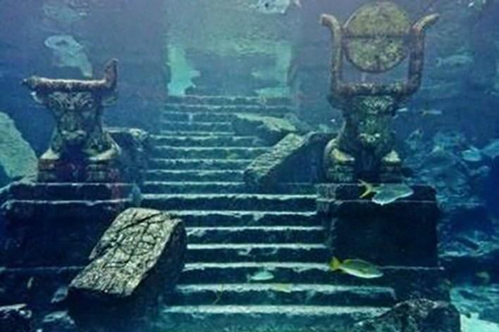 The Pyramids of Lake Titicaca