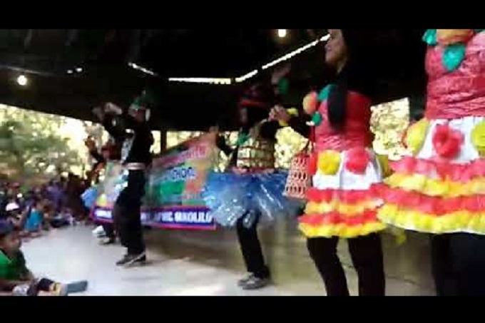 Menang and Oku dance