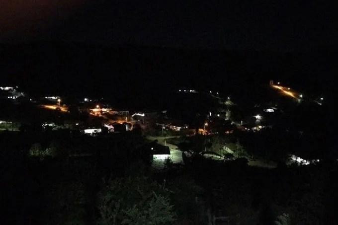 Noiva to Cordeiro at night