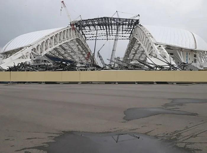 Sochi now