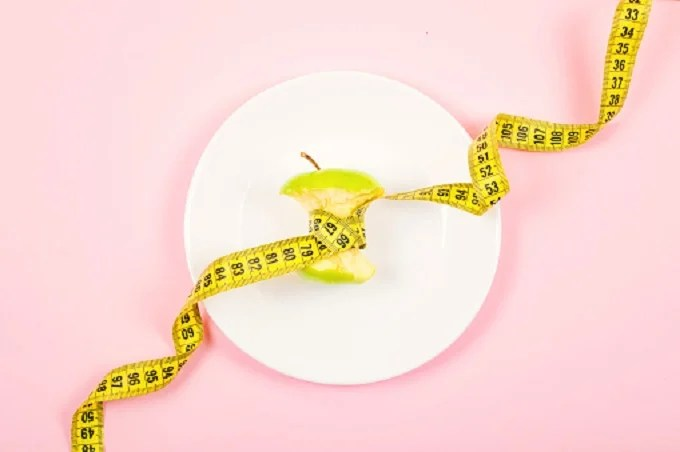 What happens to the body when you are on an extreme diet