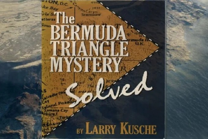 Lawrence Kusche's book and the Bermuda Triangle