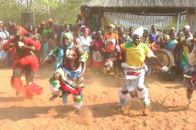 Muchongoyo and Jerusarema dance