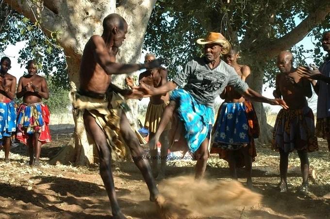 ngolo dance