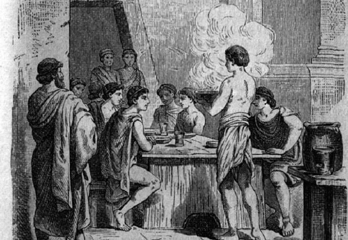 Why did the ancient Greeks admire Sparta but were in no hurry to adopt the traditions of this state