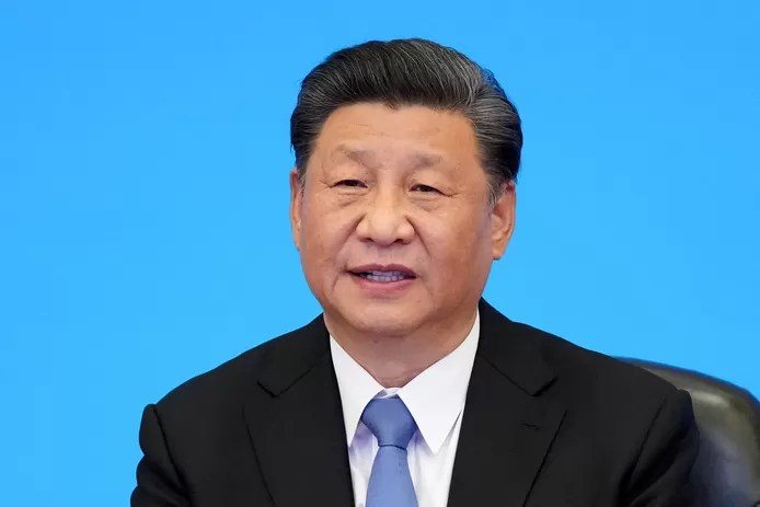 Chinese President Xi Jinping Returns to 'Community Prosperity'