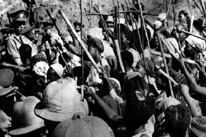 What caused the Aba Women's riot of 1929