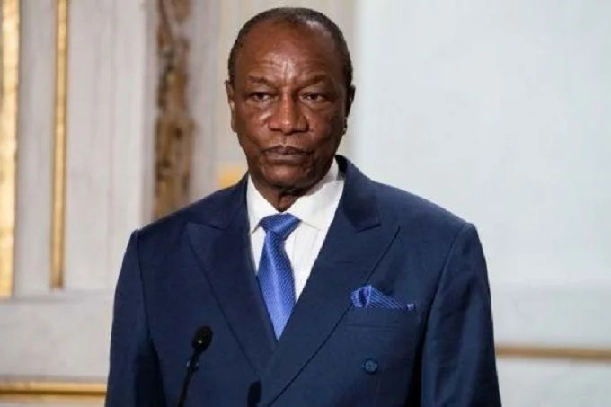Coup led by former French legionary overthrows Alpha Condé in Guinea