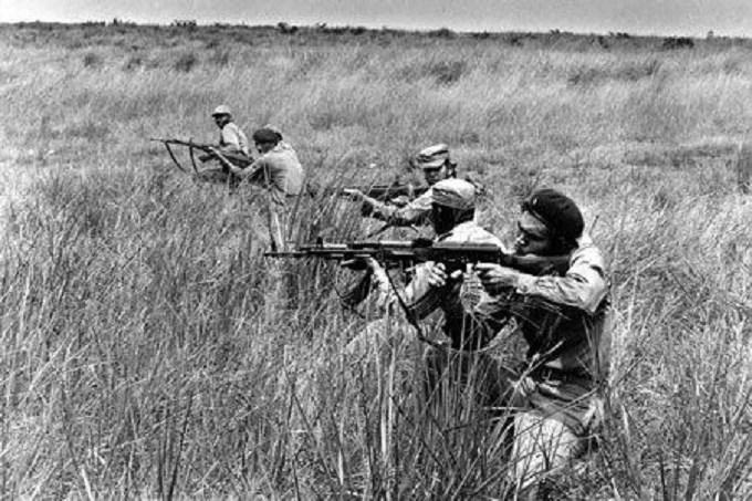 Angola war: the story of a country at war