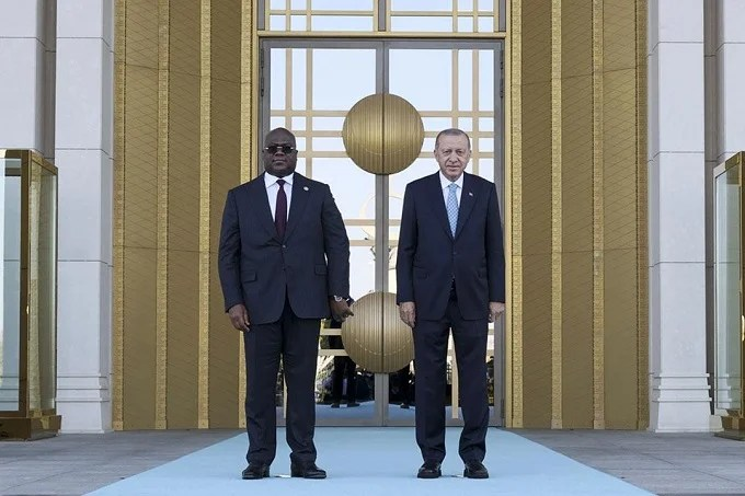 The three agreements signed between the DRC and Turkey