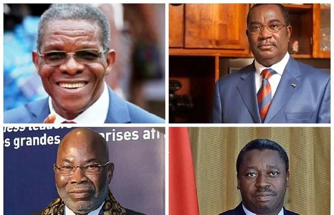 Top 10 richest men in Togo
