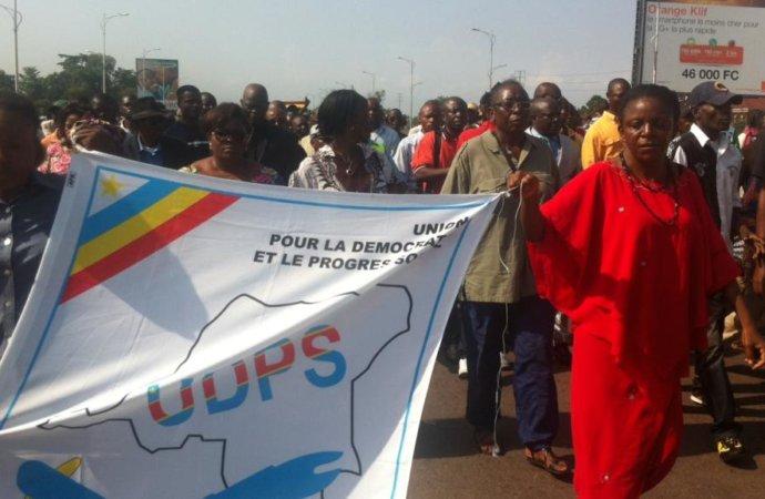 RDC: Meeting de l'UDPS: le CLC montre «le piège»