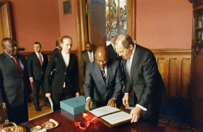 Denis Kalume ambassadeur à Moscou, Kinshasa joue la carte du défi