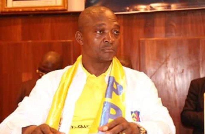 RDC : L'Europe se prépare à prolonger ses sanctions contre Shadary