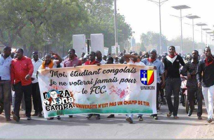 RDCongo: ultimatum des étudiants après des manifestations sanglantes à Kinshasa