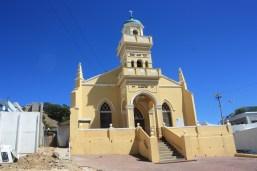L'une des mosquées du quartier de Bo-Kaap / One of the mosques in Bo-Kaap district