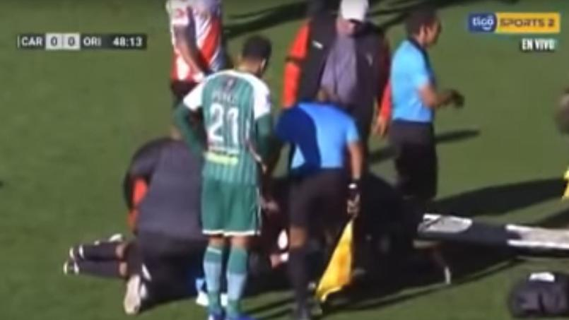 Football: un arbitre décède en plein match en Bolivie