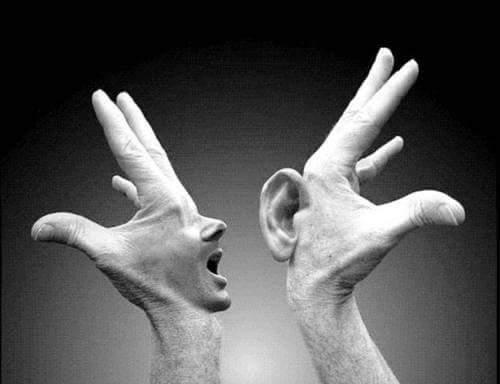 L'histoire des trois sourds