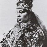 Impératrice  Zewditou 1ère