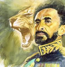 Hailé Sélassié 1er - Lion conquérant de la tribu de Juda, Lumière du Monde, élu de Dieu, Défenseur de la foi chrétienne