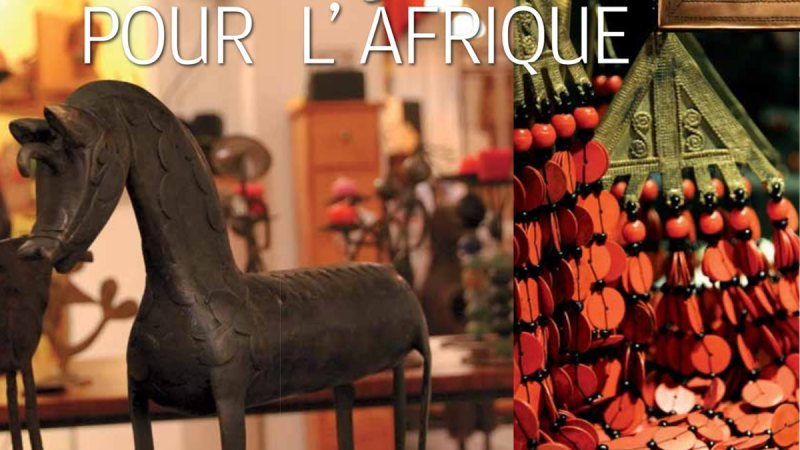 DU MADE IN AFRICA POUR L'AFRIQUE