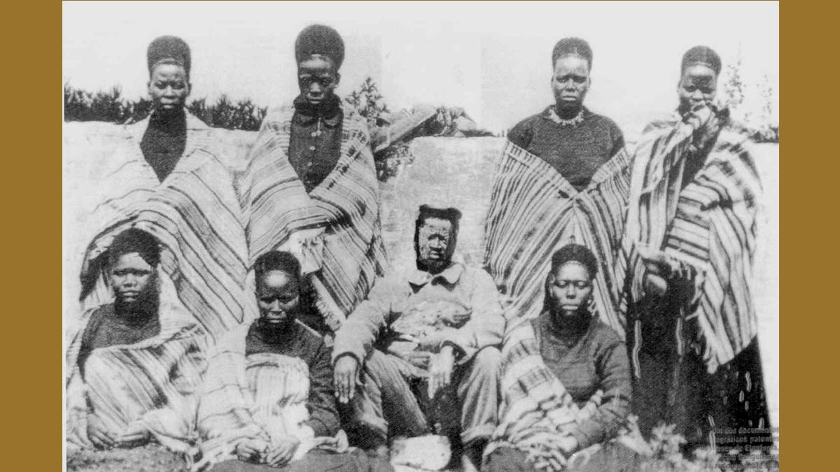 Ngungunhane – Roi de l'Empire de Gaza – Mozambique