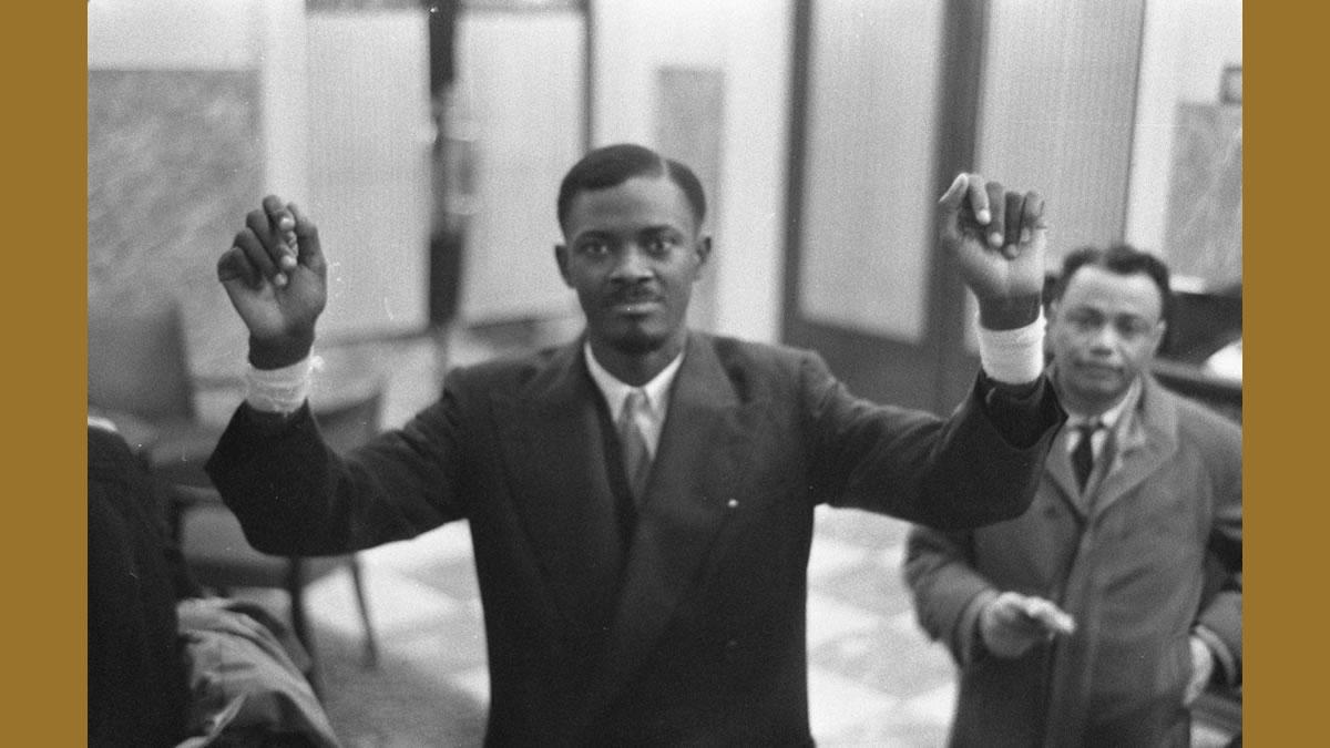 Patrice Lumumba Emery  – Discours d'indépendance RDC le 30 juin 1960