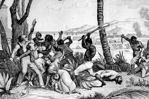 révolte de St Domingue