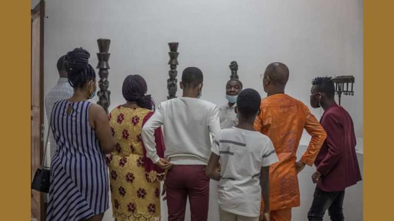 Jean-Michel Abimbola : « Le Bénin n'a pas d'or, mais il peut se prévaloir d'une grande richesse culturelle »