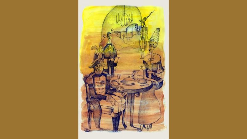 Conte de Haïti – Janot, le cuisinier du roi