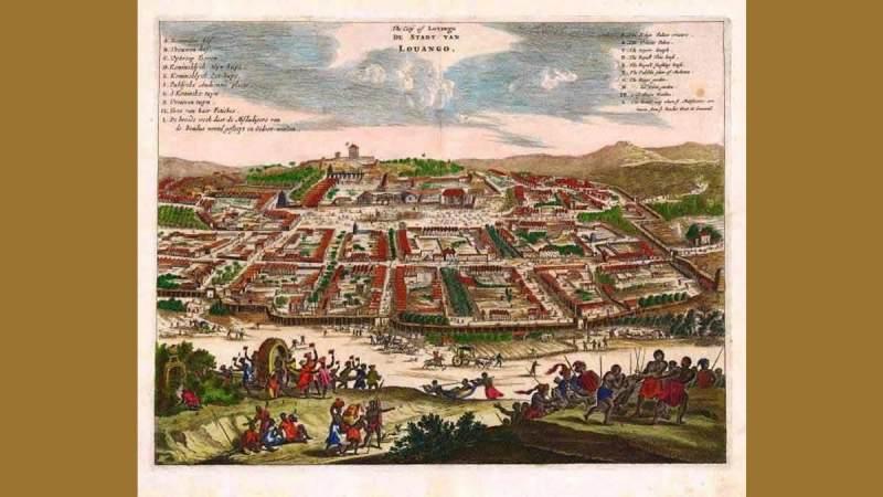 Empire du Kongo – État du Kongo à la fin du XVe siècle