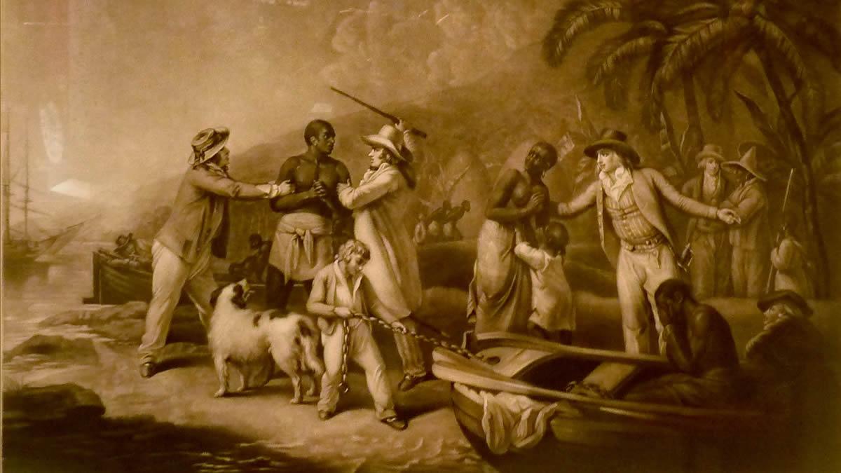 Exposition sur l'esclavage – Les Pays-Bas face à leur passé esclavagiste
