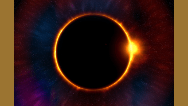 L'Origine légendaire de l'éclipse – Légende Bambara