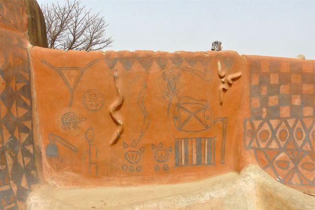 le-village-africain