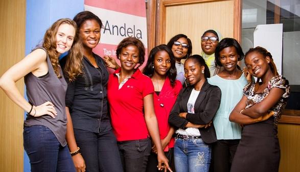 Les femmes chez Andela