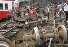 catastrophe ferroviaire d'Eseka