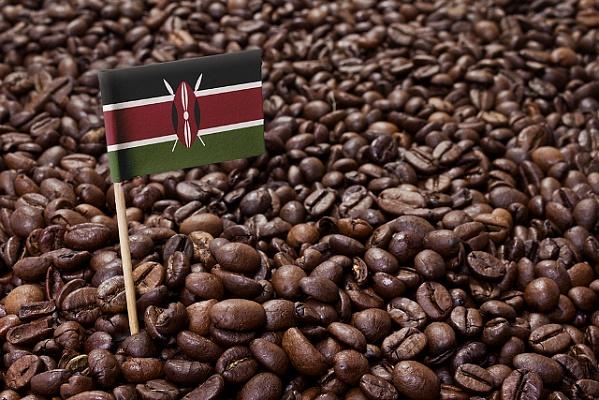 café au Kenya