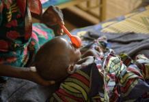 malnutrition enfant au cameroun