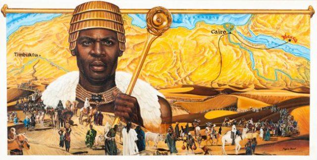 El Hajj Mansa Musa