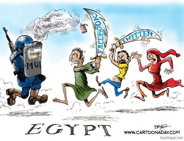 Twitter - Egypte