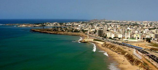 La plus haute tour de Dakar