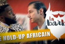 Le Hold-up africain