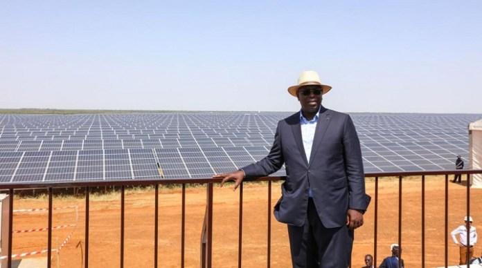 Sénégal : 41 millions d'euros pour une centrale d'énergie solaire