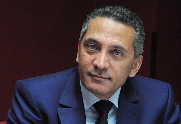 Moulay Hafid Elalamy (Maroc) 500 millions de dollars