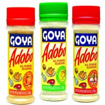 Goya Adobo: épices portoricaines !